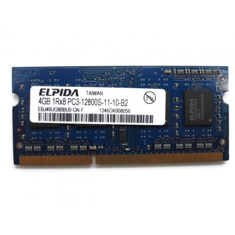 Team Elite 4GB DDR3 1600MHz para Laptop