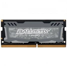 Ballistik SPORT LT 16GB(1x16GB) DDR4 2666Mhz Micron SO-DIMM