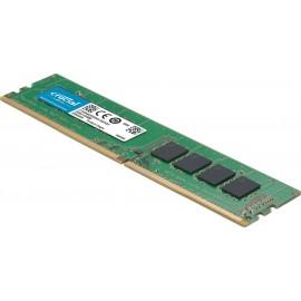 8GB. DDR4 2400Mhz Crucial DIMM