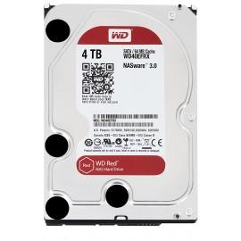 Disco Duro WD RED 4TB. NAS - 5400 RPM Class SATA 6 GB/S 64 MB Cache 3.5-Inch - WD40EFRX