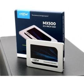 "SSD Crucial MX500 500GB 3D NAND SATA 2.5"""