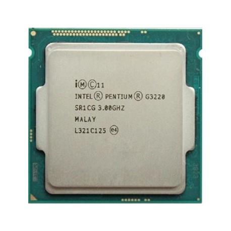 Intel Dual Core G3220 3.0Ghz. 4ta. Generación
