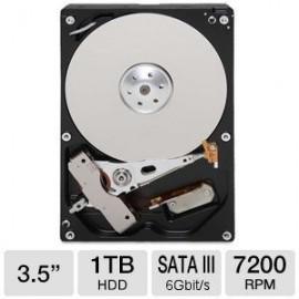 """Toshiba 1TB. 3.5"""" SATA 3."""