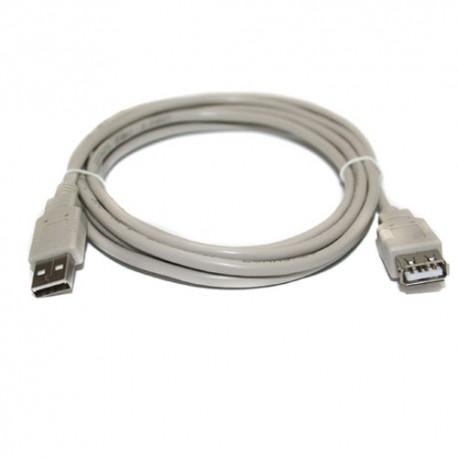 Alargador USB 2.0 1.8m
