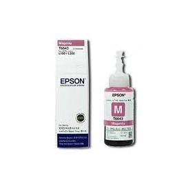 Tintal Original Epson T6643 Magenta, L220, L365,etc.