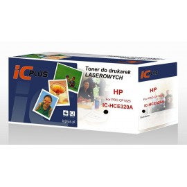 Toner Cartridge Laser Negro para HP 128A.