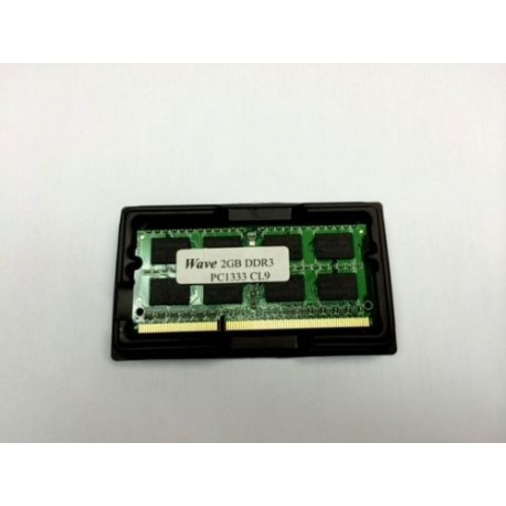 Wave 2GB DDR3 1333Mhz Memoria Ram para Laptop