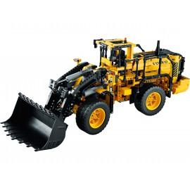 LEGO Technic 42030 VOLVO L350F con Control Remoto. Wheel Loader Excavadora