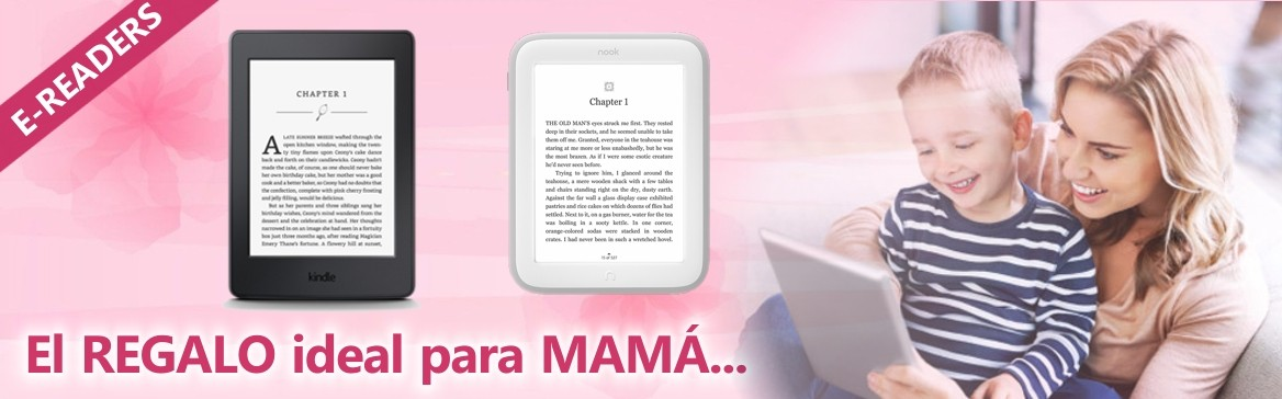 Ereader un regalo ideal