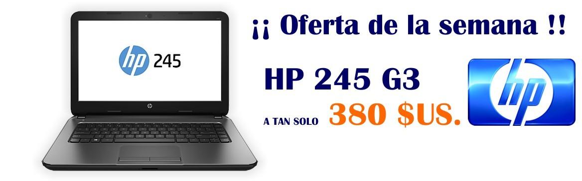 PROMO HP 245 G3